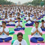 Essay on International Yoga Day in English for School Kids & Children