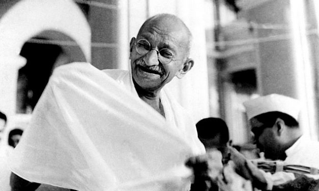 Essay on Mahatama Gandhi